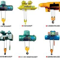 云南起重机-钢丝绳电动葫芦价格实惠13888899252