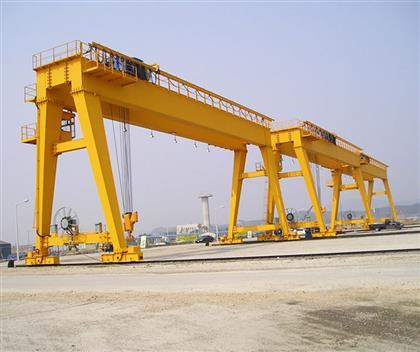 丹东起重机丹东欧式起重机改造振兴龙门吊17640084055