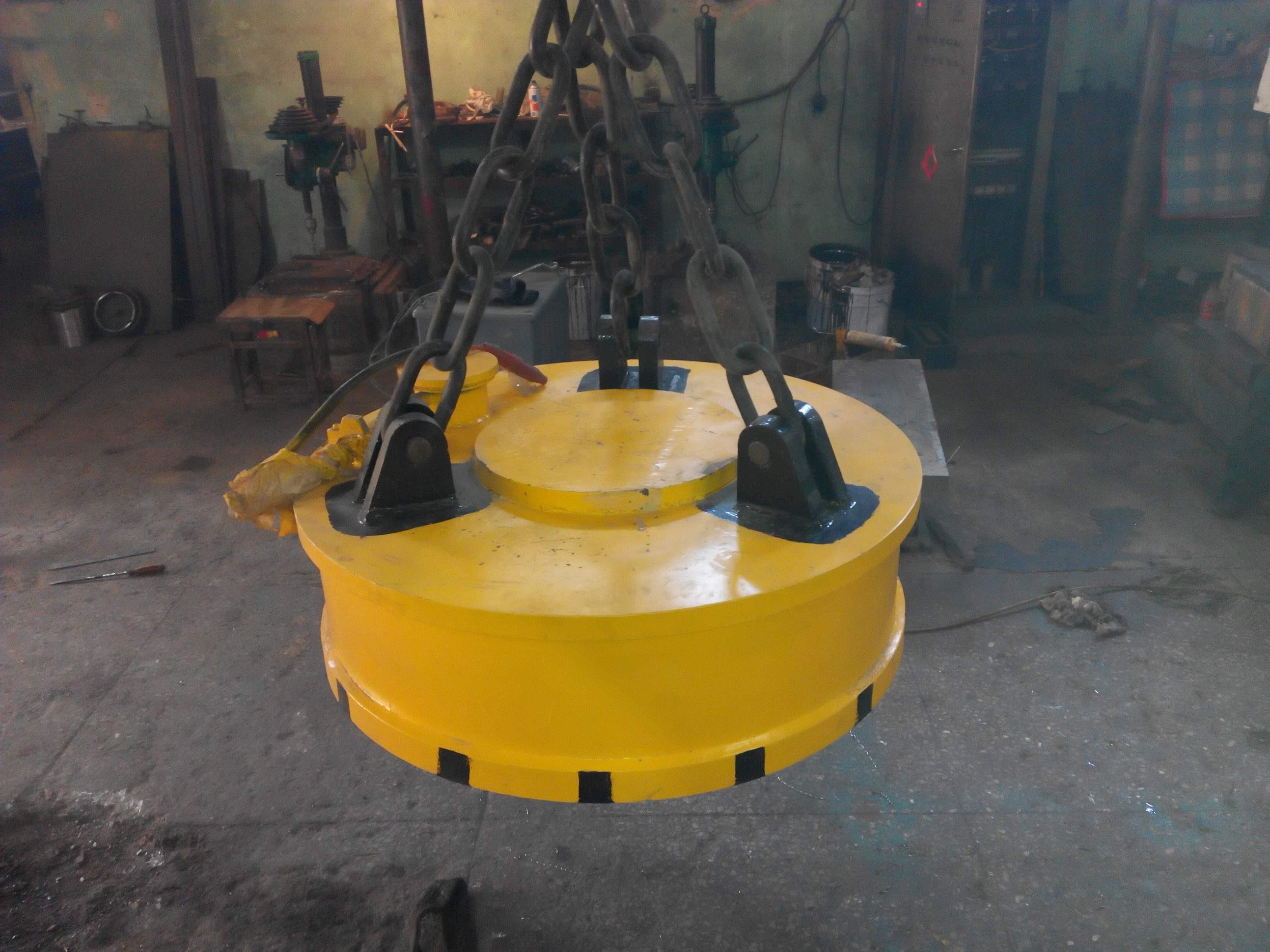 宁波起重机-电磁吸盘专业厂家制造
