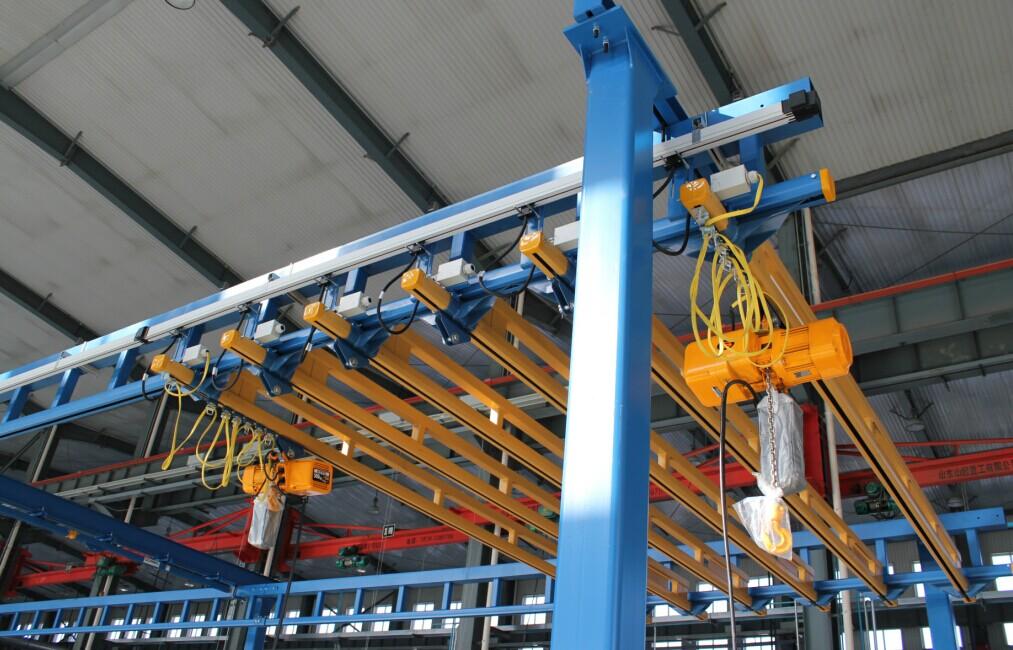 黄石专业生产KBK柔性起重机厂家