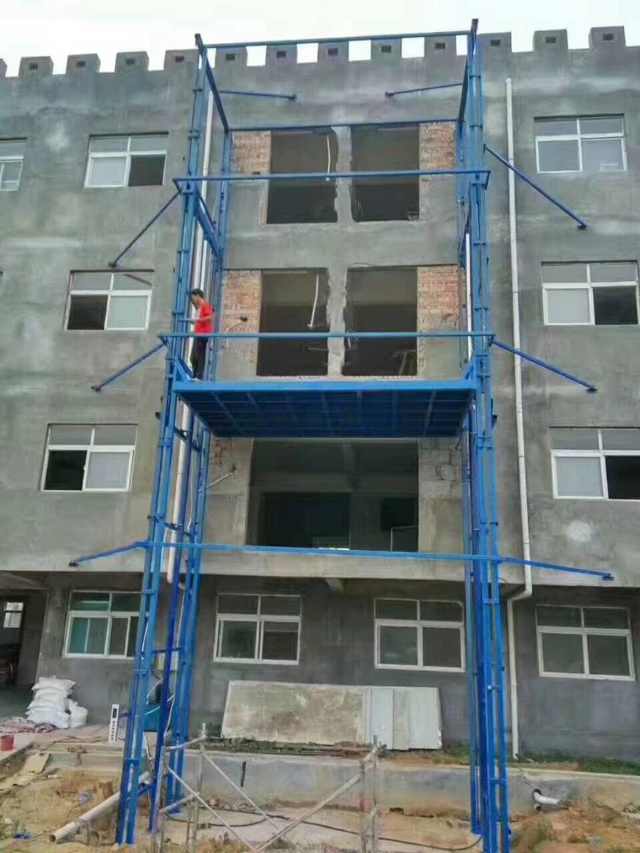 黄冈专业升降货梯厂家