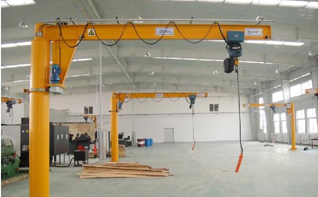 黄冈专业生产悬臂起重机