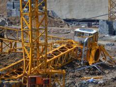 黑龙江海伦一工地发生塔吊倒塌事故 致2人死亡4人受伤