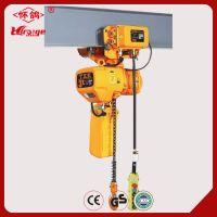 高端环链电动葫芦提升速度快的链条电动葫芦DHA型号