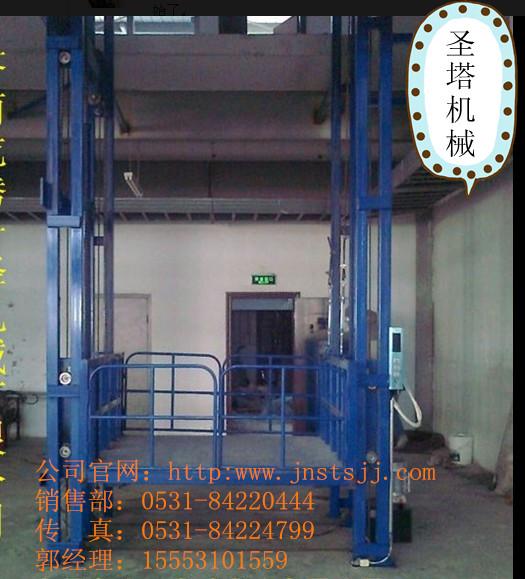 大连升降机,大连升降平台,大连升降货梯圣塔机械