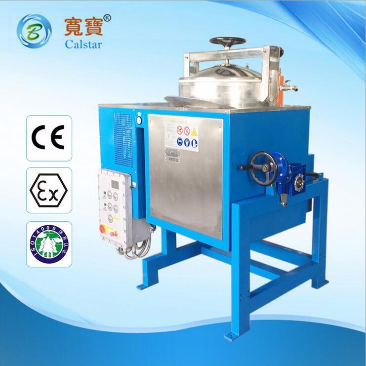 防爆型白电油天那水开油水溶剂回收机设备