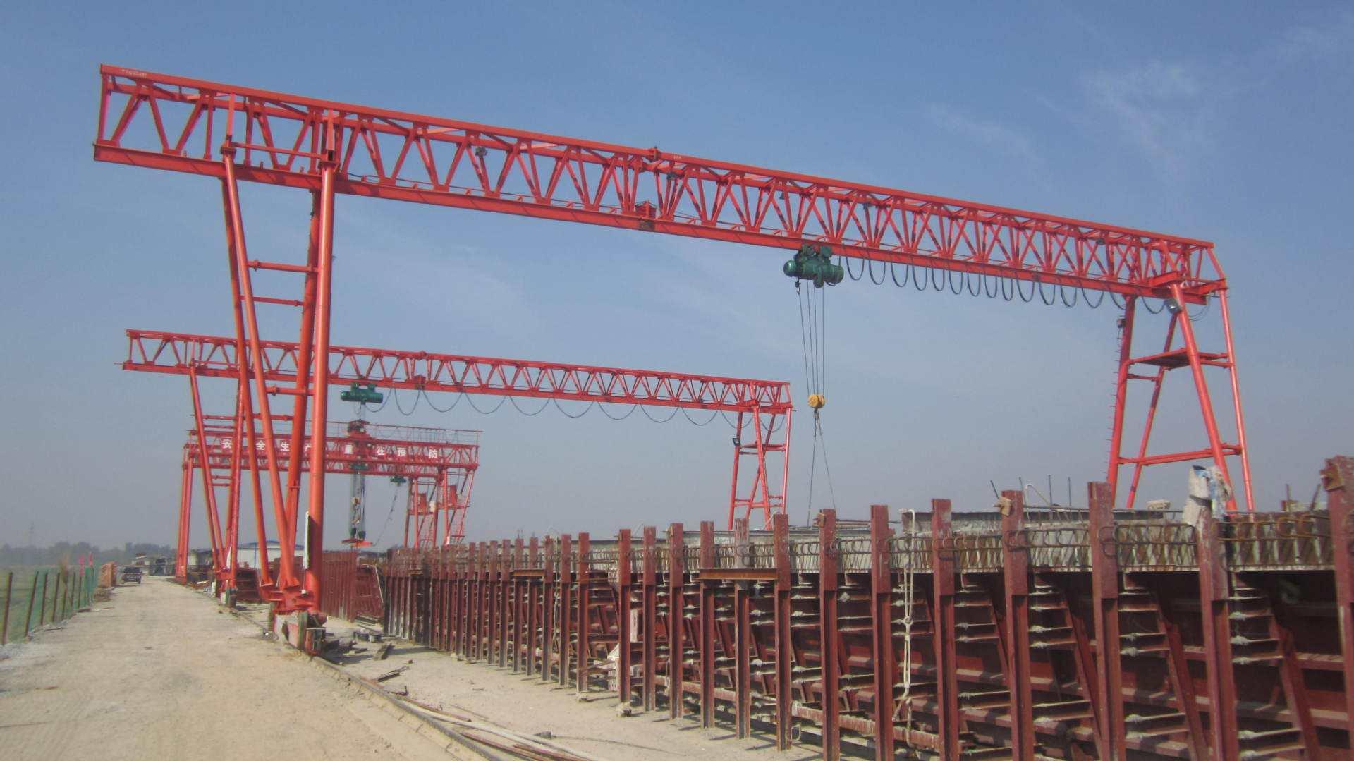 重庆彭水县销售10吨路桥门式起重机