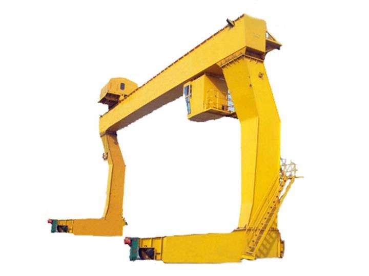 重庆秀山县销售5吨单梁吊钩门式起重机
