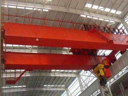 重庆秀山县销售10吨LH型葫芦双梁起重机