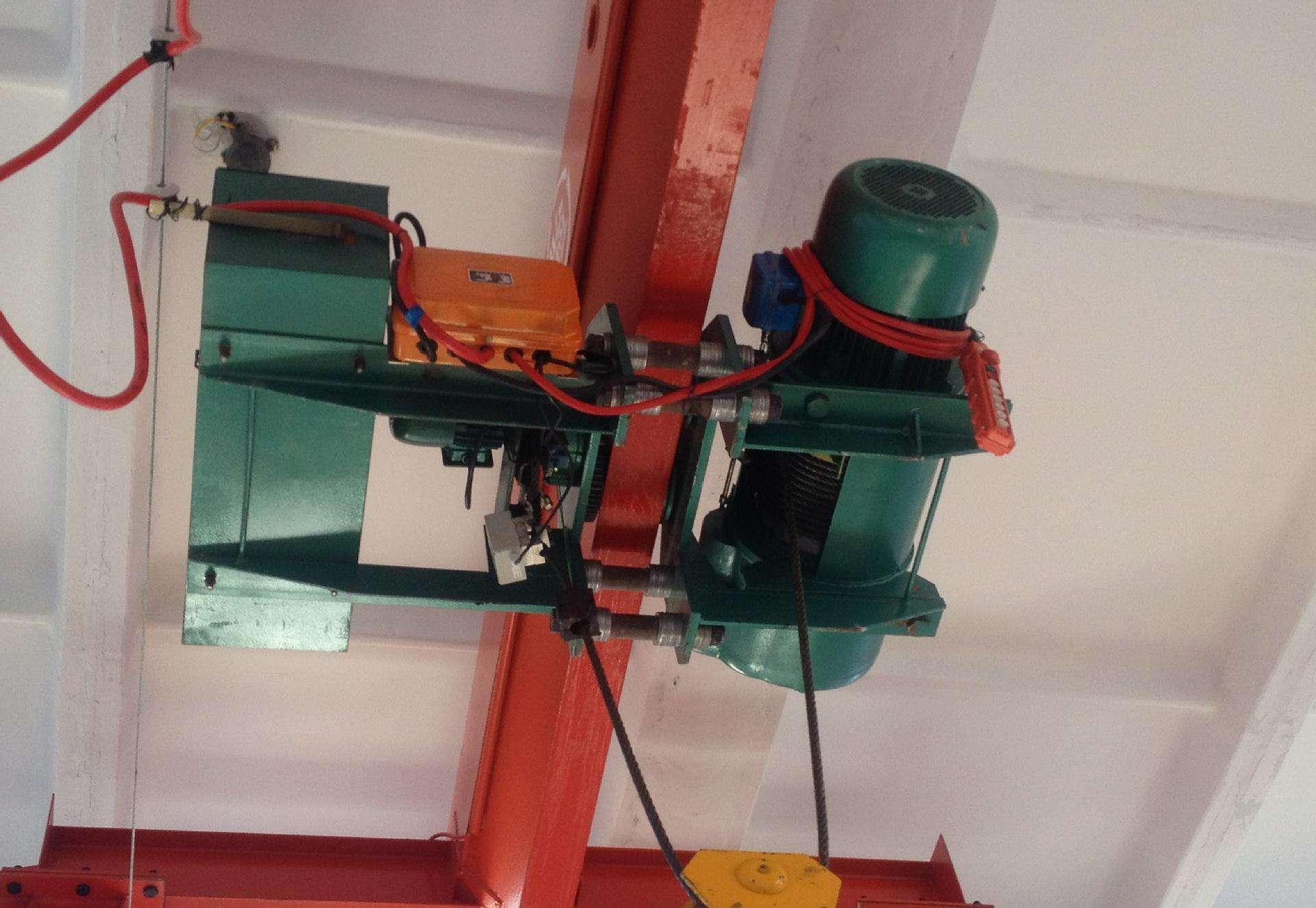 重庆秀山县销售5吨低静空电动葫芦