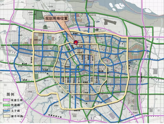 郑州陈砦、庙李城中村地块详细规划出炉 涉及近3000亩地!
