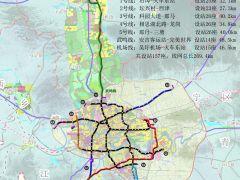 《南宁市城市轨道交通线网规划修编》获市人民政府批复!