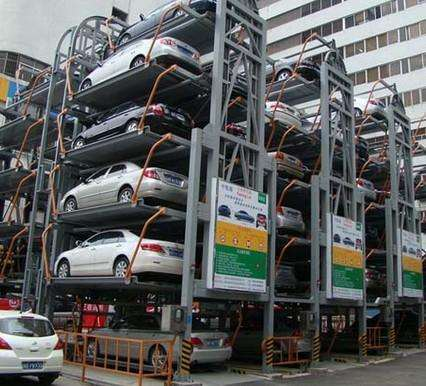四川眉山销售供应各种型号立体车库