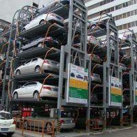 西安起重机专业制造各种立体车库