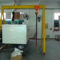 西安起重机西安移动龙门吊专业厂家销售