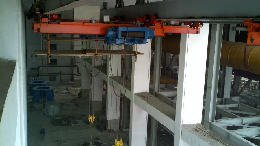 西安悬挂起重机西安天车行吊专业厂家销售