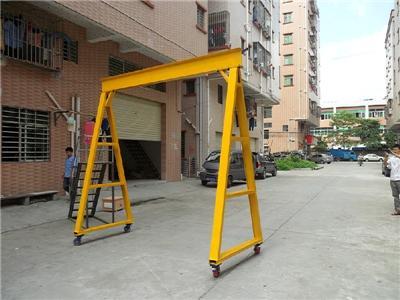 苏州行车起重机供应销售移动龙门吊