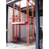 货梯 电动液压升降货梯 液压货梯简易货梯导轨式升降机家用电梯