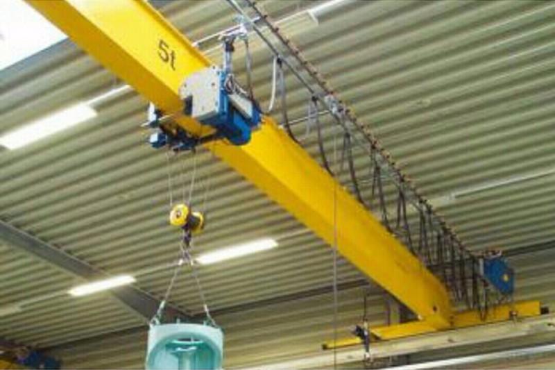 扬州欧式单梁起重机销售安装