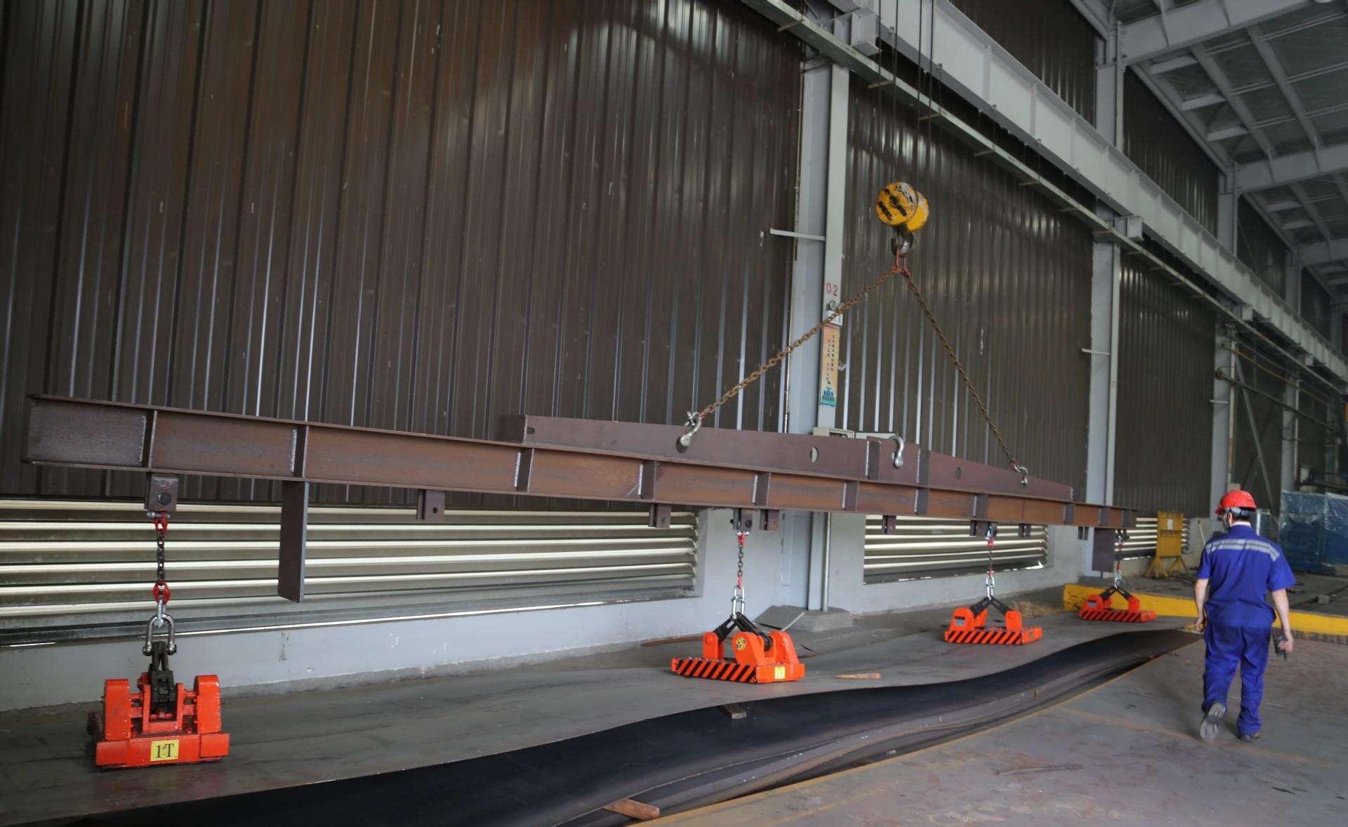西安高陵起重机-西安电磁吸盘专业制造王经理