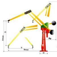 河南专业生产单臂吊手动旋转平衡吊原理、平衡吊结构