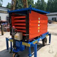 河南专业生产升降平台车升降平台设备、原理质优价廉