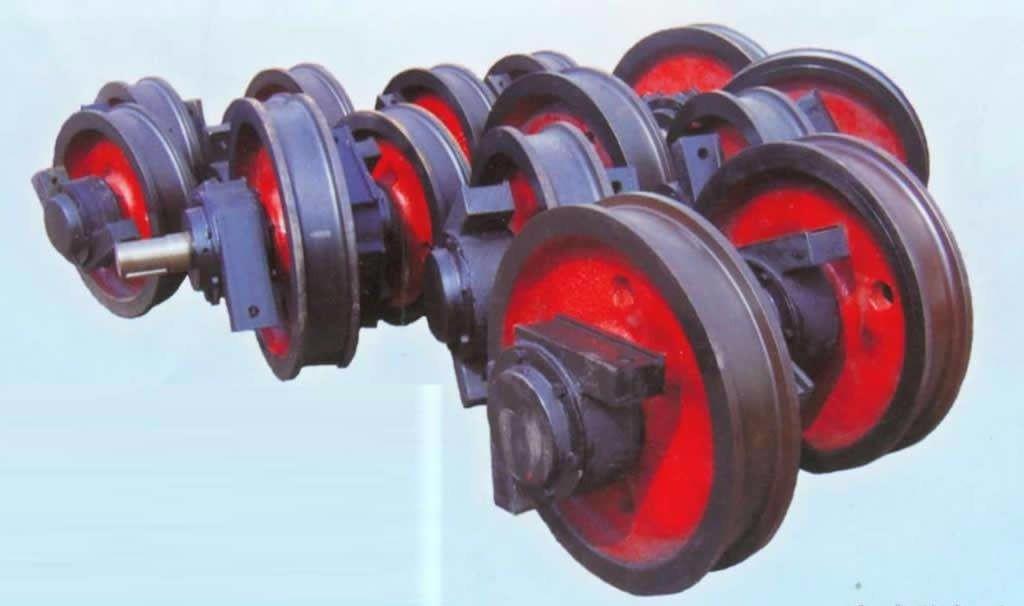 常州起重设备销售行车车轮