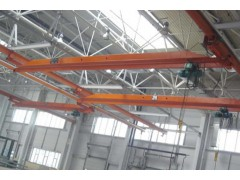 宁波起重机-单梁悬挂起重机安装13777154980