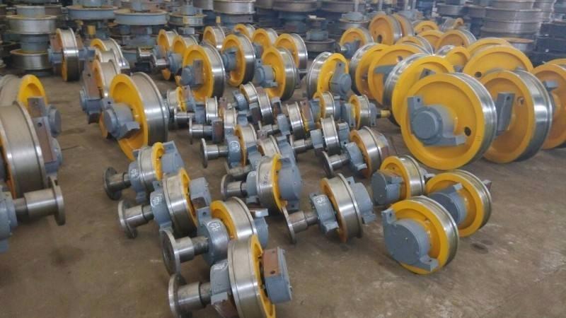 常州新北区起重设备销售行车车轮