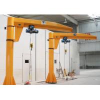 阜阳悬臂起重机安装设计