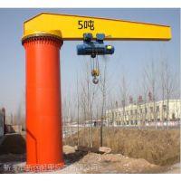南宁起重机-定柱式悬臂吊技术支持