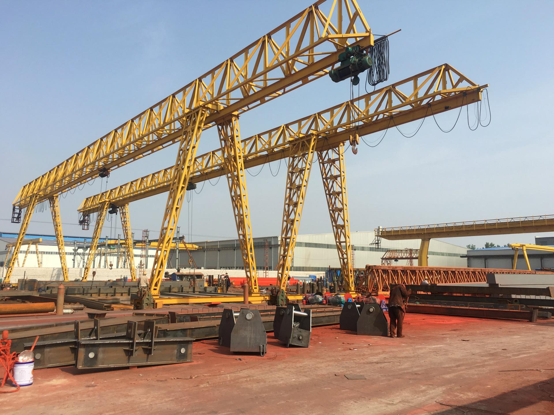宁波起重机-桥梁门式起重机最新价格13777154980