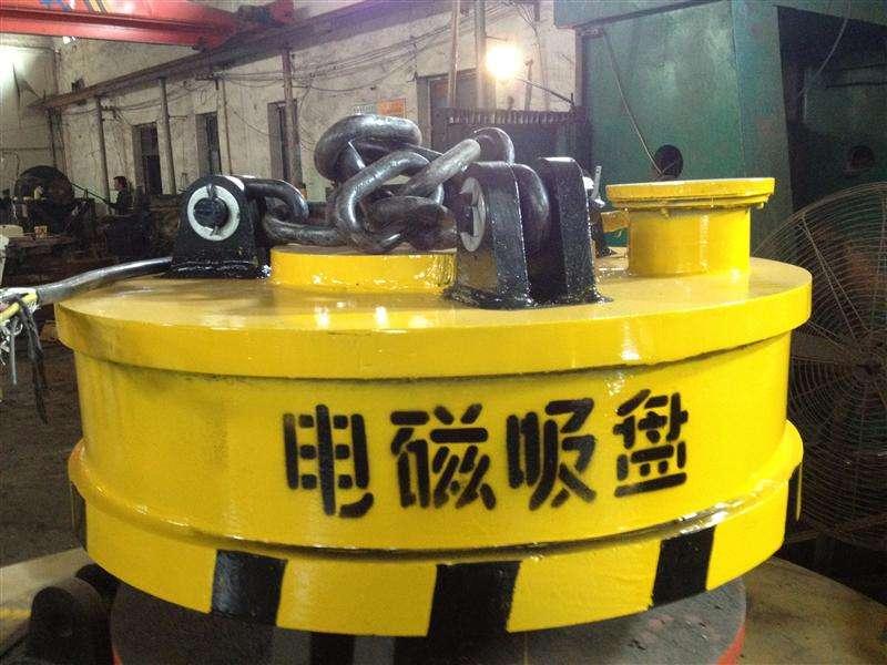 宁波起重机-电磁吸盘一级供应商13777154980