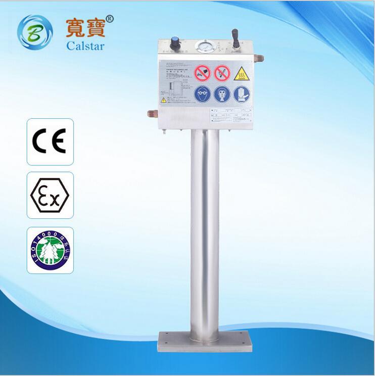 JL60自动进料装置溶剂回收机配套产品