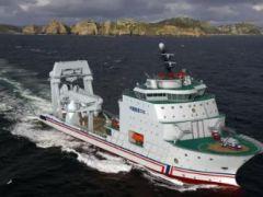 上海船院设计中标一艘14000千瓦大型巡航救助船设计项目