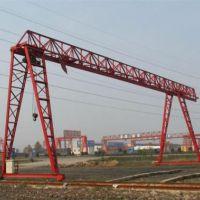 出售16吨二手花架龙门吊跨度26米单悬5米,有效高度8米