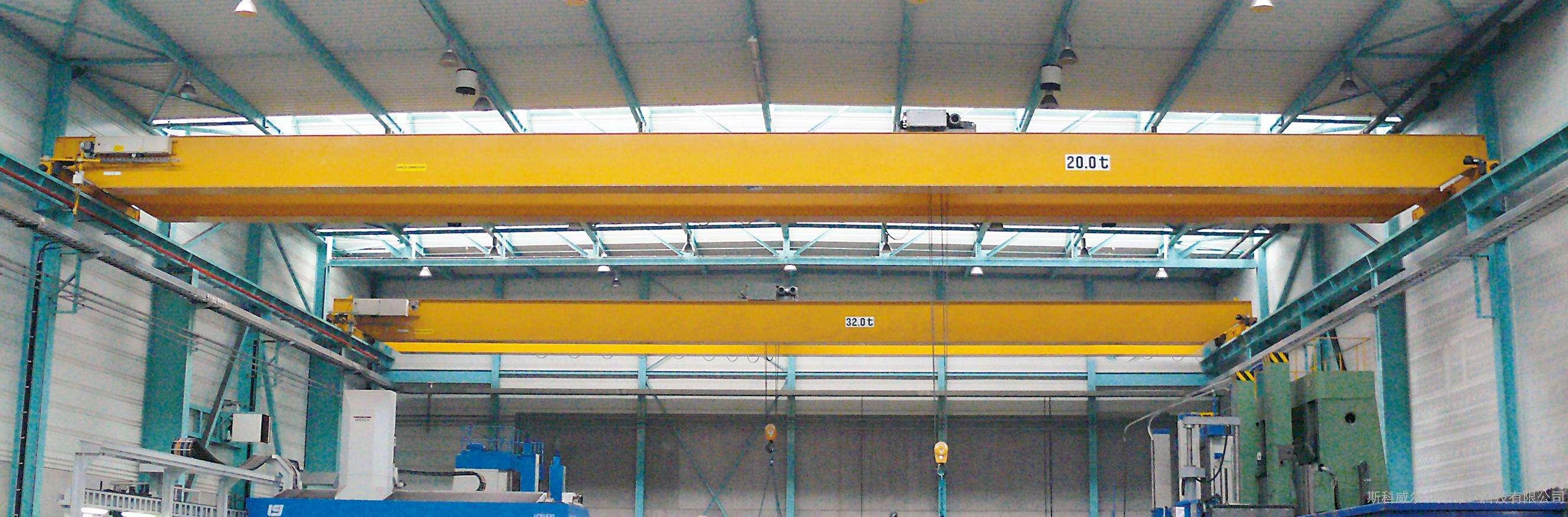 西安-渭南桥式起重机品牌厂家价格透明