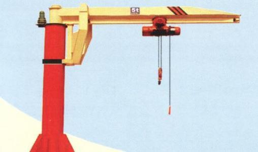 河南厂家直销内滑环式悬臂起重机 旋臂吊13781906018