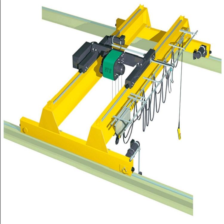 佛山欧式葫芦双梁起重机设计研发13822258096