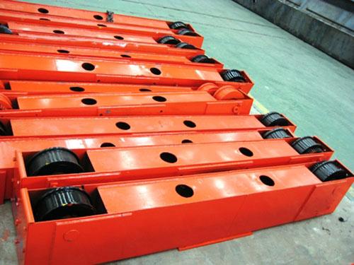 河南省桔子起重机械有限公司专业生产端梁