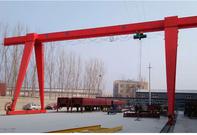 衡阳单梁门式起重机欧标制造-单梁门式起重机