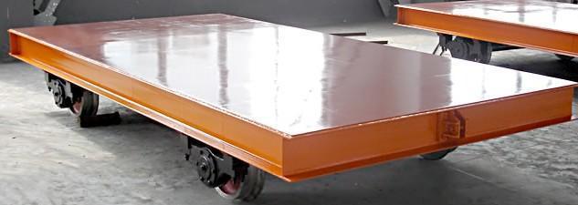 河南桔子起重专业生产电动平车