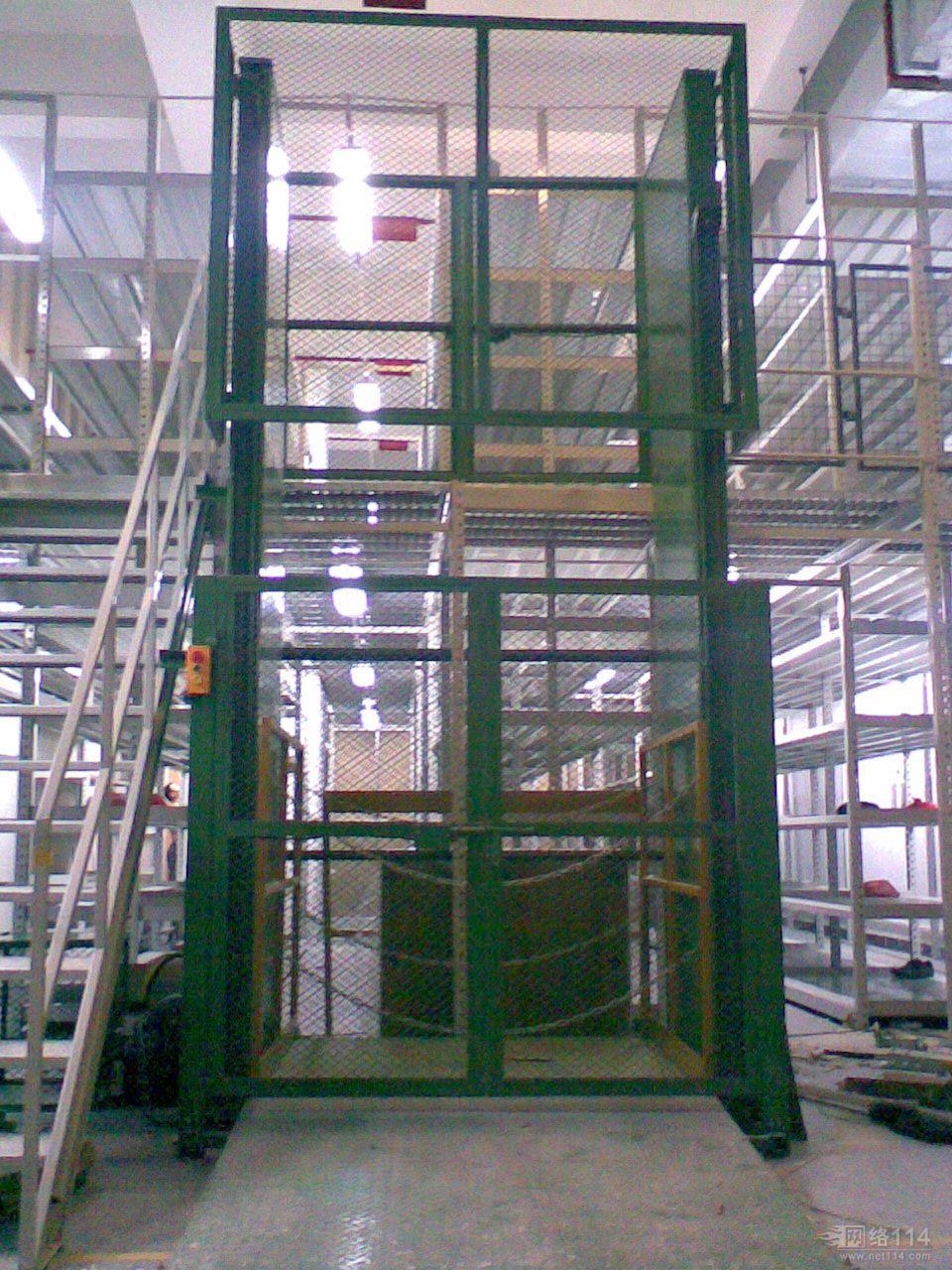 导轨货梯都说河南省桔子起重机械有限公司的好