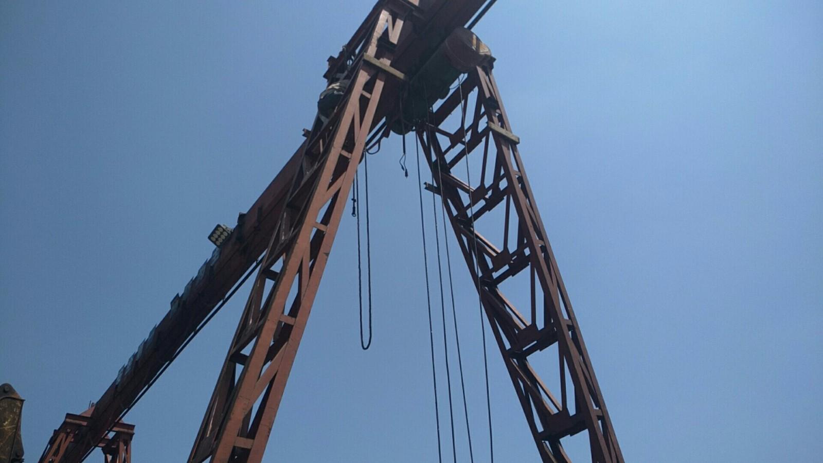 常州起重设备维修保养龙门吊