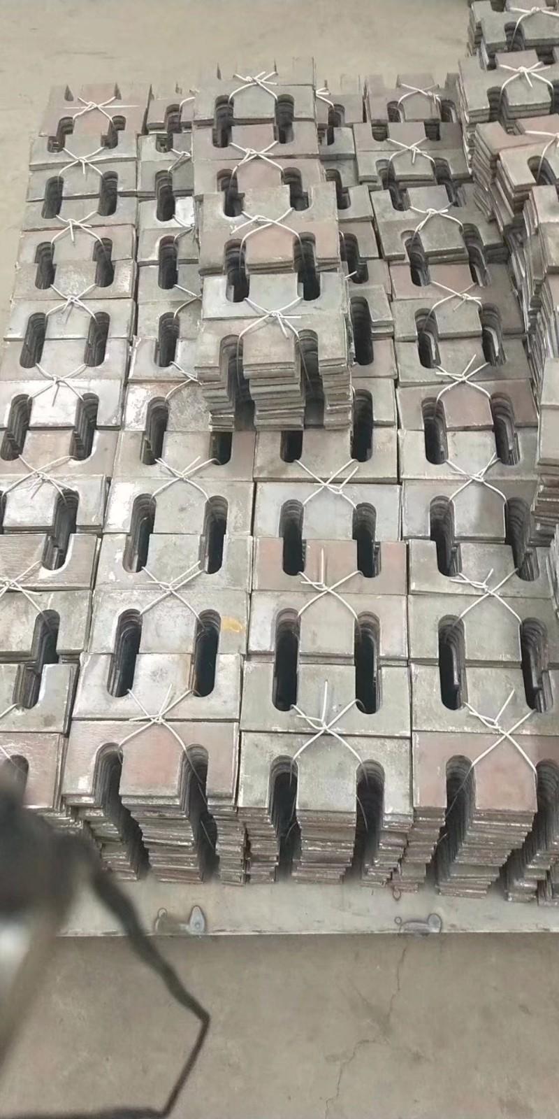 杭州起重夹板压轨器鱼尾板供应店13262187779