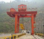 衡阳水电站门式起重机-水电站门式起重机生产专利