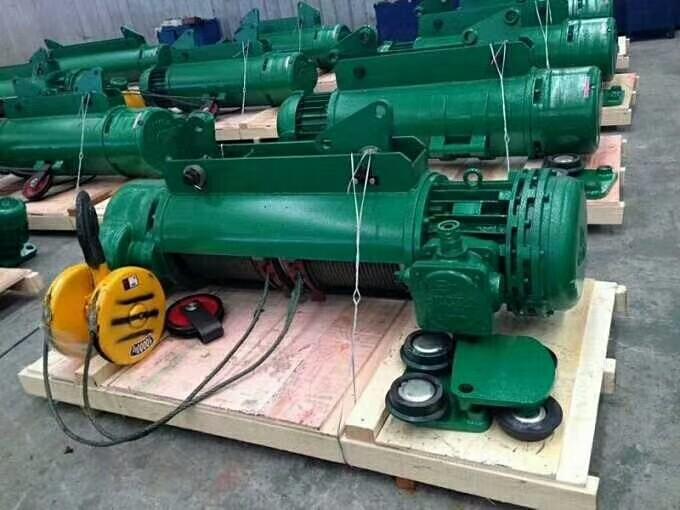 蚌埠电动葫芦维修安装-康经理13855229662