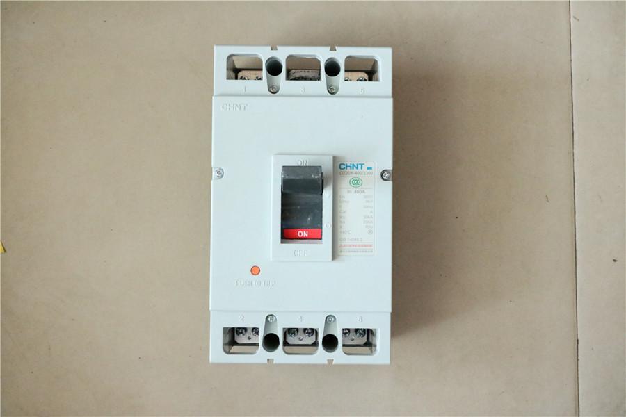 正泰电器各种型号的空气开关