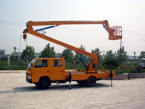 西安渭南起重机销售曲臂高空作业平台-王经理
