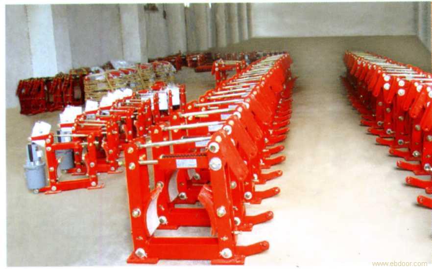 西安渭南起重机供应抱闸(制动器)专业生产厂家